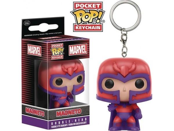 Funko Pocket Pop Marvel Magneto Anahtarlık