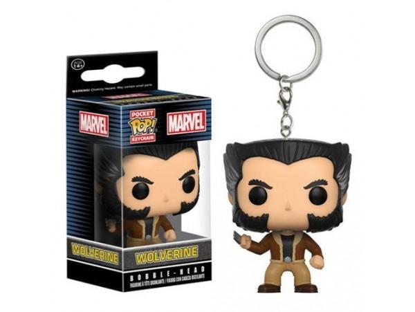 Funko Pocket Pop Marvel Wolverine Anahtarlık