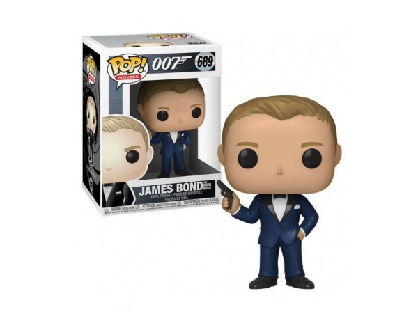 FUNKO POP 007 JAMES BOND FROM CASINO ROYALE FIGURU