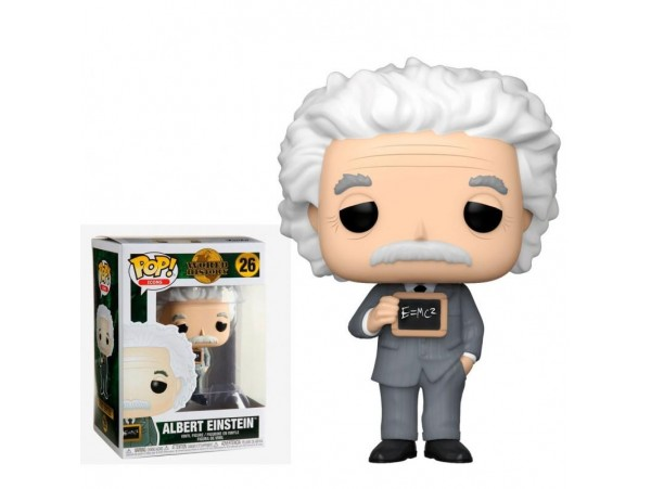 FUNKO POP ALBERT EINSTEIN FIGURU