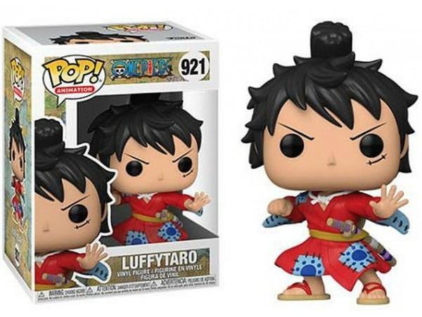 Funko POP Animation: One Piece - Luffy in Kimono Figürü