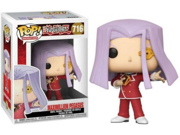Funko Pop! Animation: Yu-Gi-Oh - Maximillion Pegasus Figürü