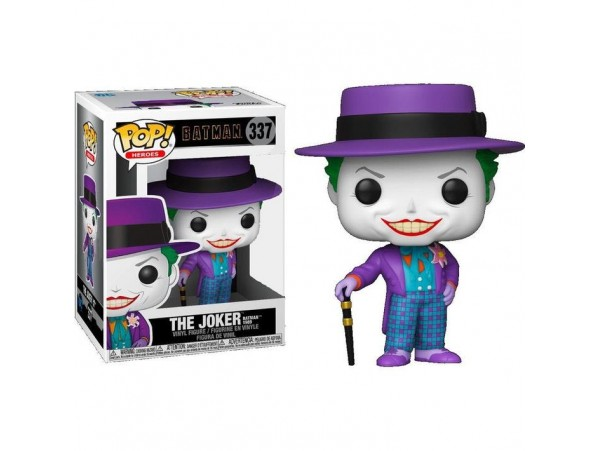 FUNKO POP BATMAN 1989 FIGURU THE JOKER