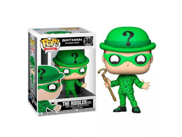 FUNKO POP BATMAN FOREVER THE RIDDLER FIGURU