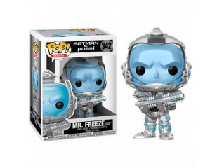 FUNKO POP BATMAN & ROBIN MR. FREEZE FIGURU
