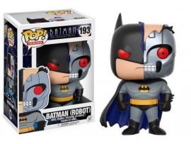 FUNKO POP BATMAN THE ANIMATED SERIES BATMAN (ROBOT) FIGURU