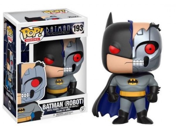 FUNKO POP BATMAN THE ANIMATED SERIES BATMAN (ROBOT) FIGURU