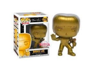 FUNKO POP BRUCE LEE SPECIAL EDITION FIGURU