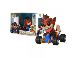FUNKO POP CRASH BANDICOOT CTR CRASH TEAM RACING 15CM FIGUR
