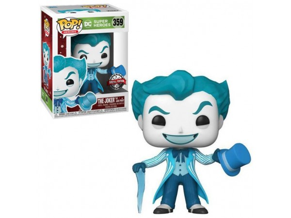 Funko Pop DC Holiday - The Joker as Jack Frost Special Edition