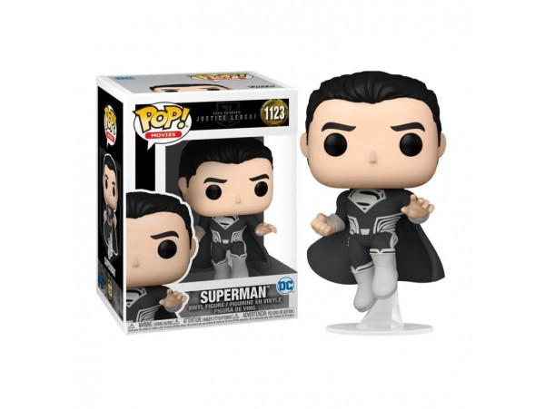 Funko Pop Dc Justice League Snyder's Cut: Superman Figürü