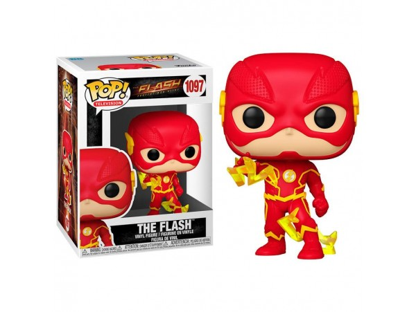 Funko Pop Dc The Flash - The Flash Figürü