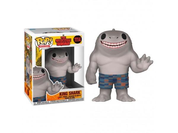 Funko Pop Dc The Suicide Squad - King Shark Figürü