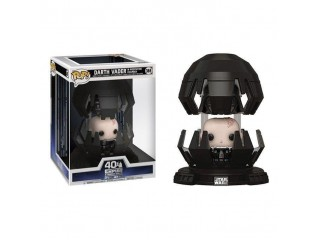 Funko Pop Deluxe Star Wars Darth Vader In Meditation Chamber