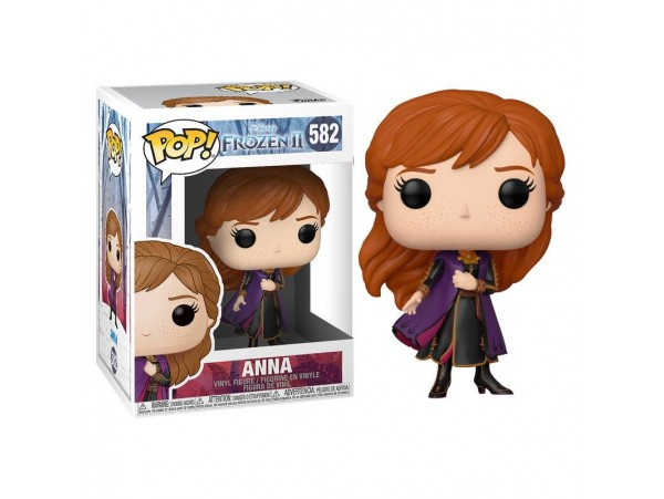 FUNKO POP DISNEY FROZEN 2 ANNA FIGURU