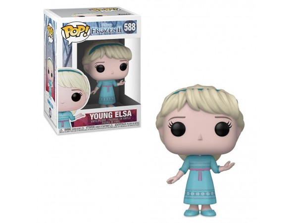 FUNKO POP DISNEY FROZEN 2 YOUNG ELSA FIGURU