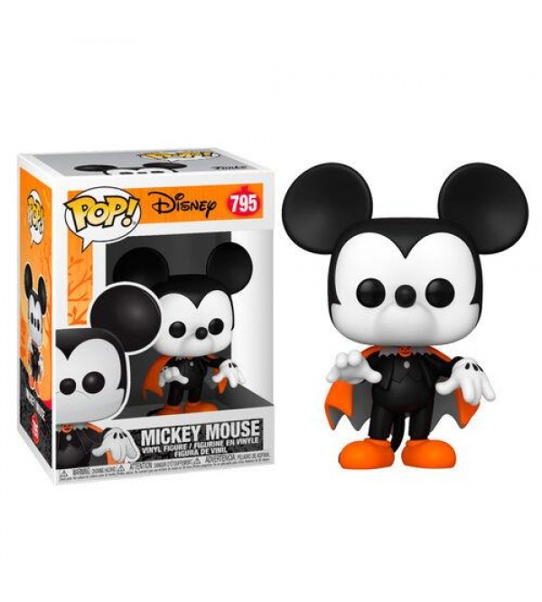 FUNKO POP DISNEY HALLOWEEN SPOOKY MICKEY MOUSE FIGURU