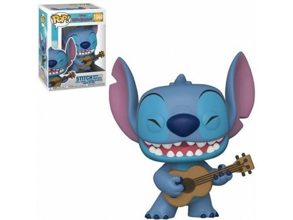 Funko Pop Disney Lilo & Stitch - Stitch With Ukelele Figürü