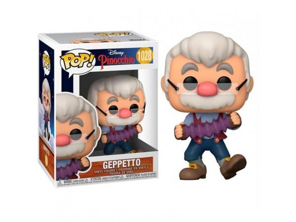 Funko Pop Disney Pinocchio - Geppetto Figürü