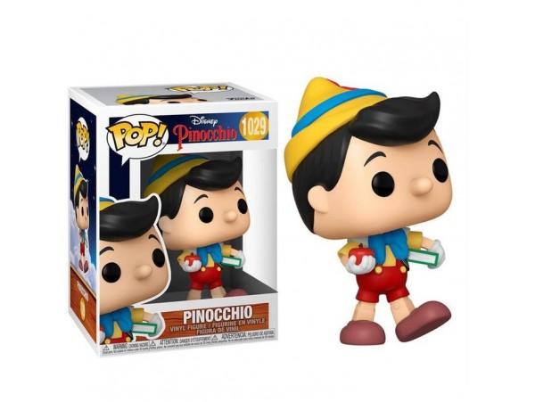 Funko Pop Disney Pinocchio School Bound Figürü