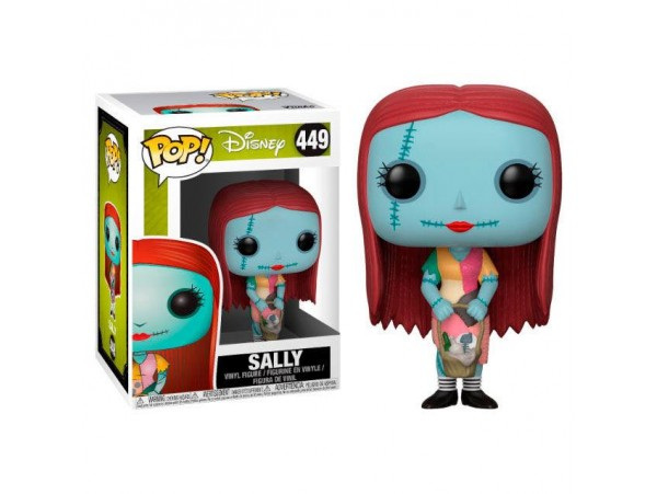 FUNKO POP DISNEY SALLY FIGURU