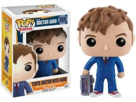 FUNKO POP DOCTOR WHO TENTH DOCTOR WITH HAND