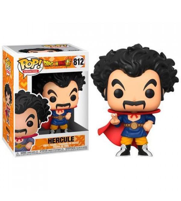 FUNKO POP DRAGON BALL SUPER HERCULE FIGURU