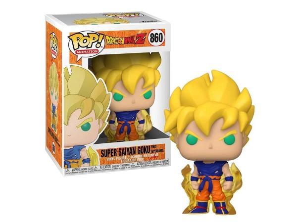 Funko Pop Dragon Ball Z SS Goku First Appearance Figürü