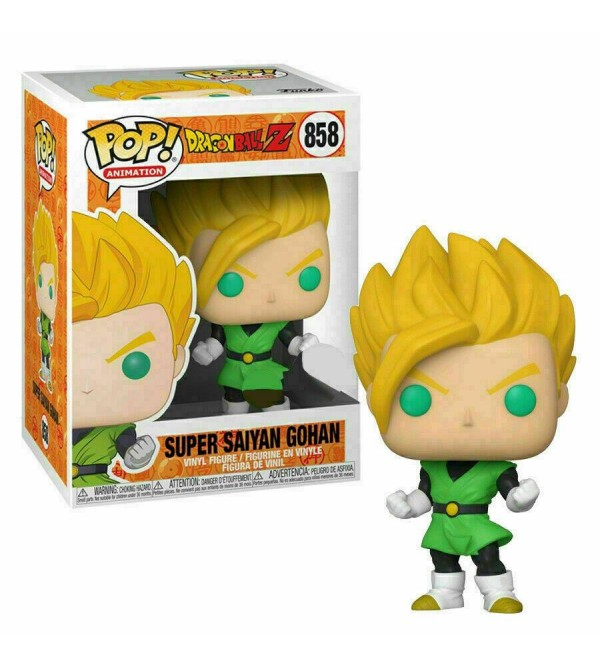 FUNKO POP DRAGON BALL Z SUPER SAIYAN GOHAN FIGURU