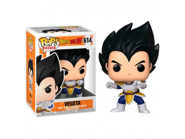 FUNKO POP DRAGON BALL Z VEGETA FIGURU
