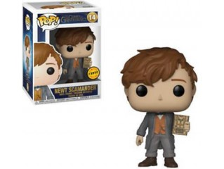 FUNKO POP FANTASTIC BEASTS NEWT SCAMANDER CHASE LIMITED EDITION