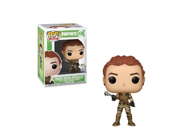 FUNKO POP FORTNITE TOWER RECON SPECIALIST FIGURU