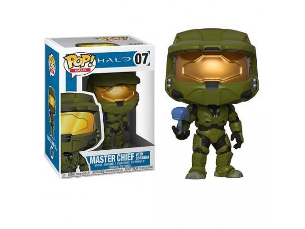 FUNKO POP HALO MASTER CHIEF