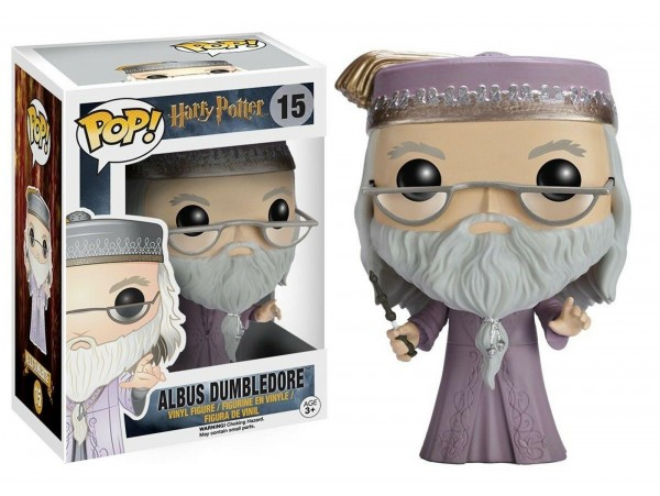 Funko Pop Harry Potter - Albus Dumbledore Figürü No:15