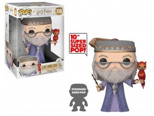 FUNKO POP HARRY POTTER AMBUSH DUMBLEDORE WITH FAWKES - 10 INC  BÜYÜK BOY 25 CM