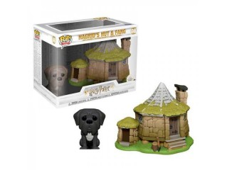 FUNKO POP HARRY POTTER HAGRIDS HUT EVI VE FANG