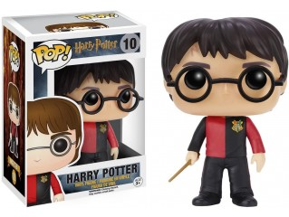 FUNKO POP HARRY POTTER HARRY TRIWIZARD TOURNAMENT FIGURU