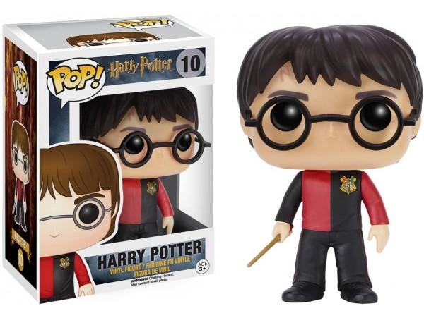 Funko Pop Harry Potter Harry Triwizard Tournament Figürü