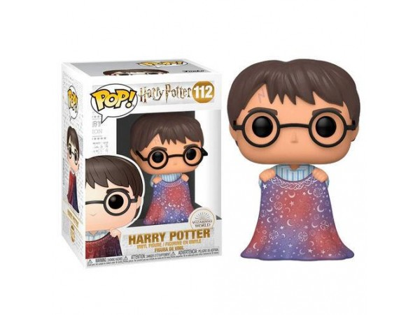 Funko Pop Harry Potter Invisibility Cloak No:112 Figürü