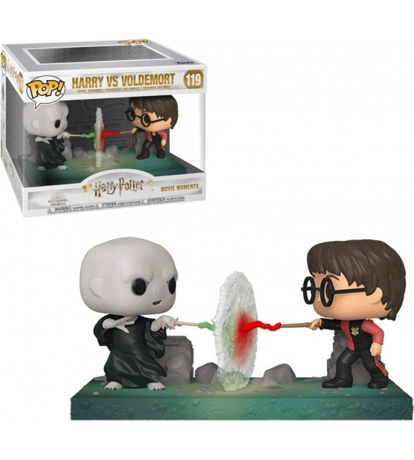 FUNKO POP HARRY POTTER MOMENTS HARRY VS. VOLDEMORT