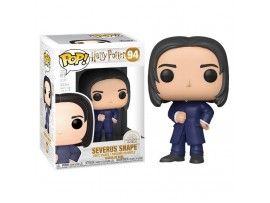 FUNKO POP HARRY POTTER SEVERUS SNAPE YULE NO:94 FIGURU