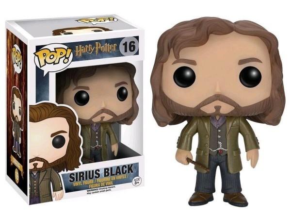 Funko Pop Harry Potter Sirius Black Figürü