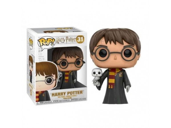 FUNKO POP HARRY POTTER - WITH HEDWIG FIGURU