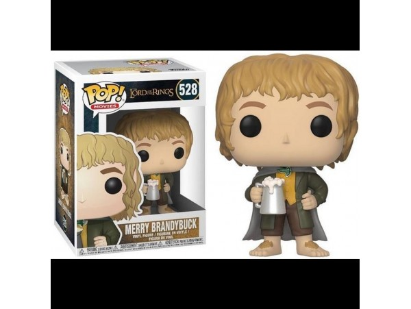 FUNKO POP LORD OF THE RINGS MERRY BRANDYBUCK FIGURU