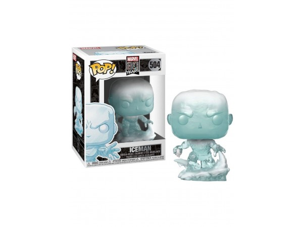 FUNKO POP MARVEL 80 YEARS ICEMAN  FUGURU