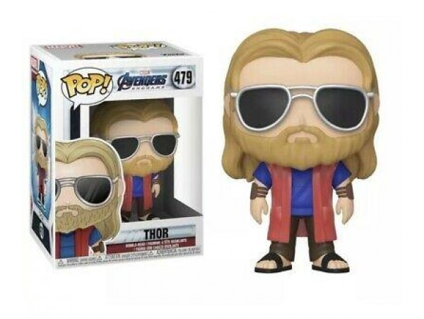 FUNKO POP MARVEL AVENGERS CASUAL THOR