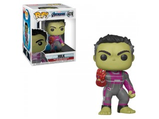 FUNKO POP MARVEL AVENGERS END GAME 6 INCH HULK FIGURU