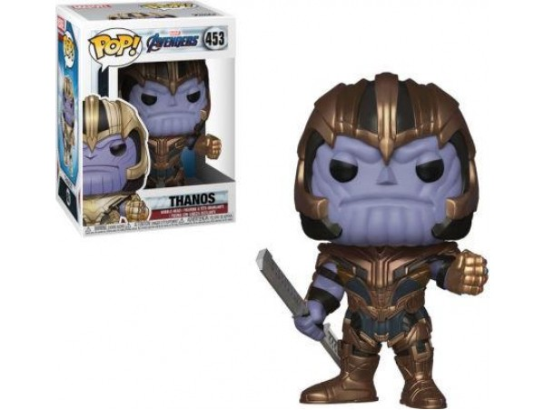 FUNKO POP MARVEL AVENGERS THANOS