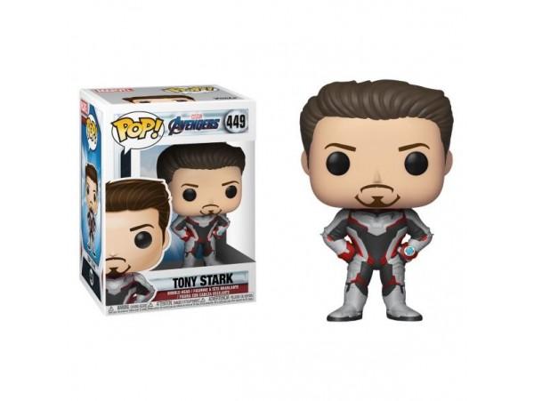 Funko Pop Marvel Avengers Tony Stark