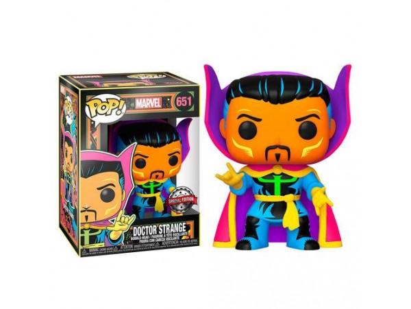 Funko Pop Marvel Black Light Doctor Strange Special Edition